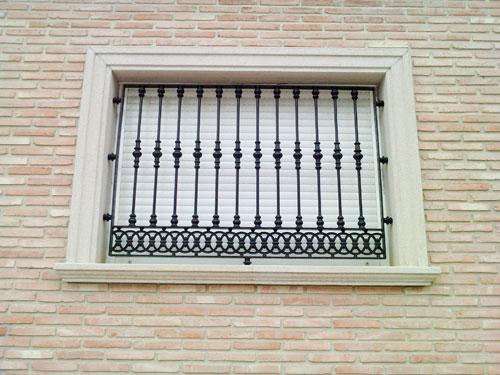 Persianas en barcelona construpersi rejas para ventanas seguridad para tu hogar - Rejas de forja antiguas ...