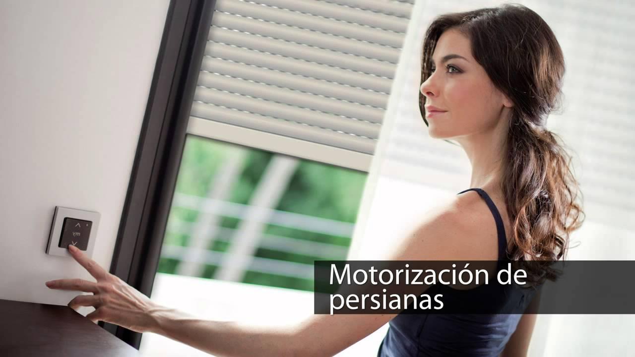 Motorización de persianas Construpersi